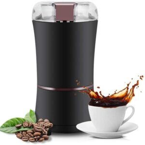 Coffee Salt Pepper Spice Nuts Seeds Grinder Powerful