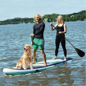 Inflatable Stand Up Paddle Board Kayak Camera