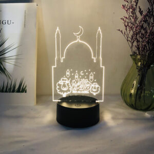 Eid al-Adha Acrylic Night Light