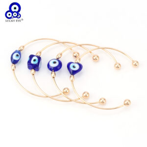 Turkish Evil Eye Adjustable Bracelet
