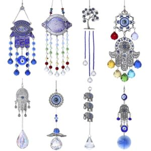 Lucky Turkish Blue Evil Eye Hanging Decoration
