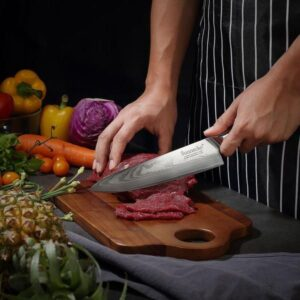 Sunnecko Professional Kitchen Knives