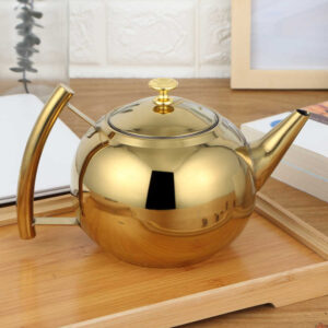 Stainless Steel Water Kettle Tea Pot