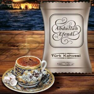 Turkish Coffee Kurukahveci Abdullah Efendi
