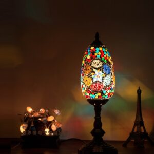 Turkish Handmade Mosaic Lamps