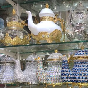 Turkish Luxury Tea Pots