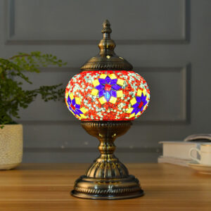 Turkish Mosaic Handmade Lamps