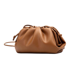 Evening Party Soft Leather Hand Purse Bag