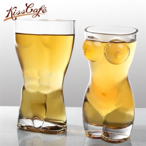 Heat-Resisting Creative Double Glass Cafe Cups