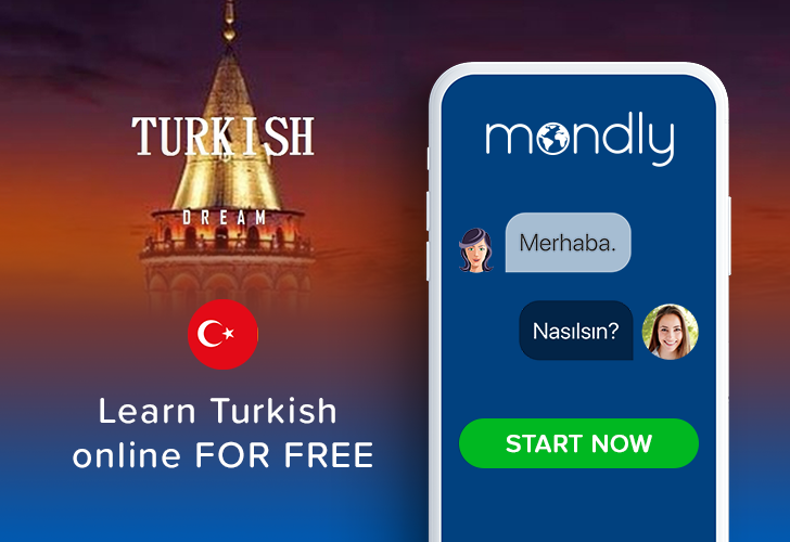 Learn Turkish Online Free