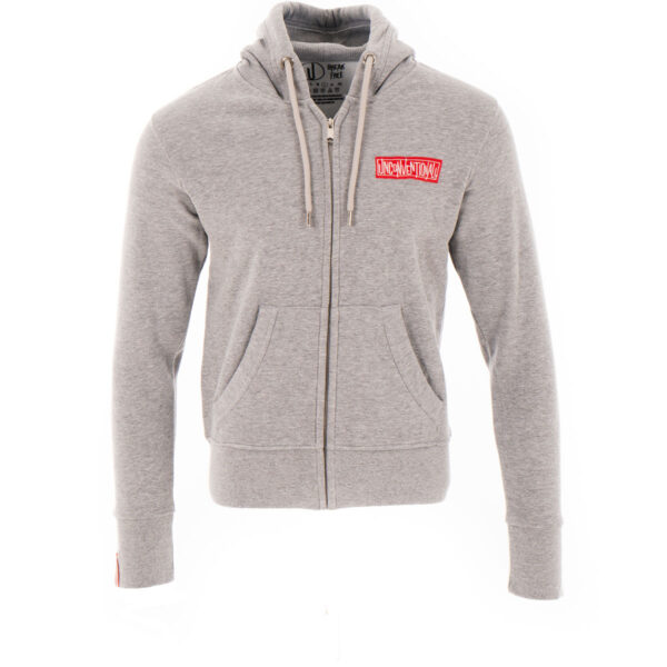 Unconventionall Womens Grey Zoodie