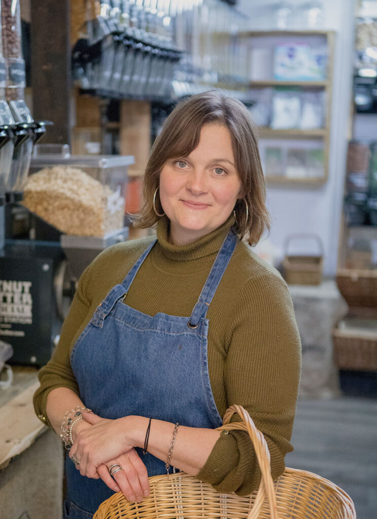 Find out about FillUp and Louise the owner who is stood her shop in Alton, Hampshire
