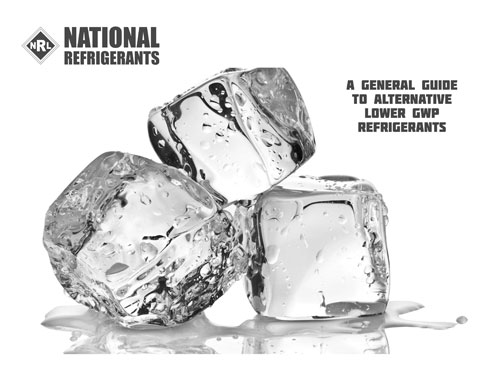 Guide to Alternative Lower GWP Refrigerants