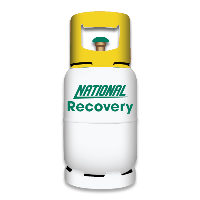 Recovery Cylinder
