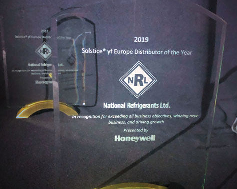 European Distributor of the Year