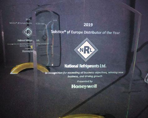 European Distributor of the Year