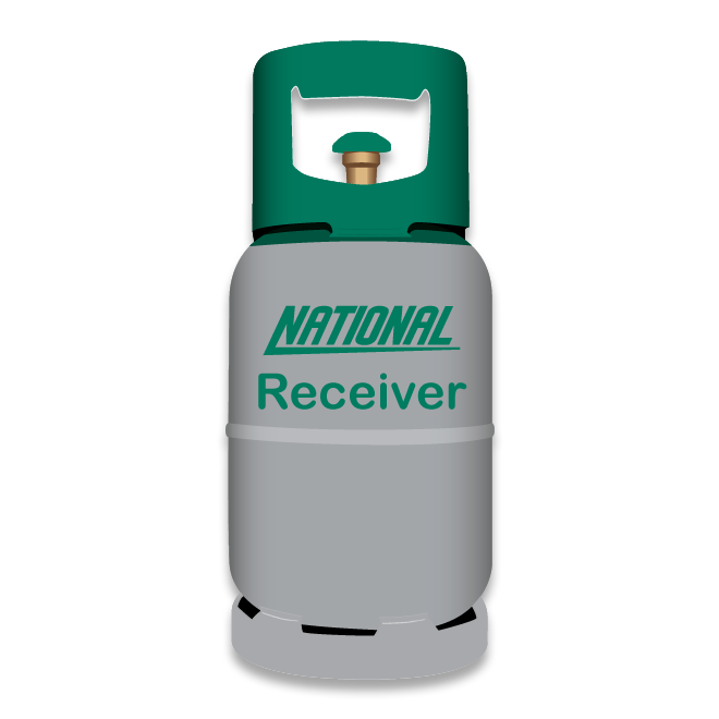 Receiver Cylinder