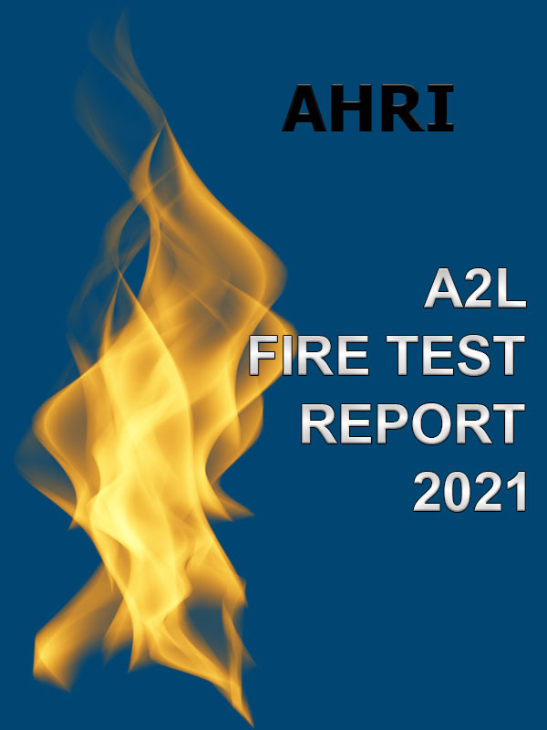 A2L Fire Test Report