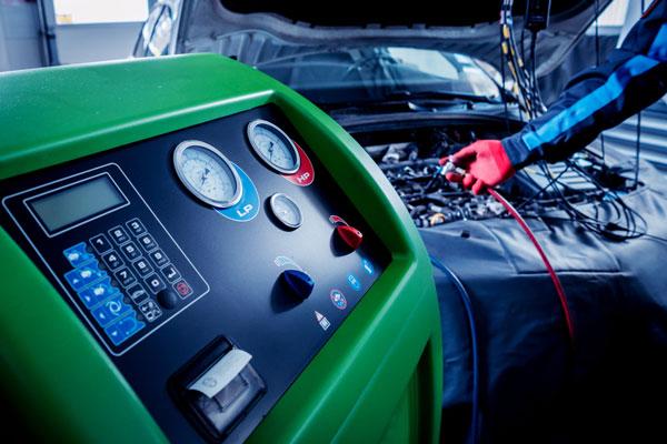 Air Conditioning Engine Car R1234yf