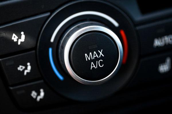 Air Conditioning in Car R1234yf