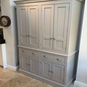 Bespoke Handmade Kitchen Larders, Bespoke Larders, Larders, Kitchen Larders, Kitchen Furniture, Elegant Bespoke Living, Larder