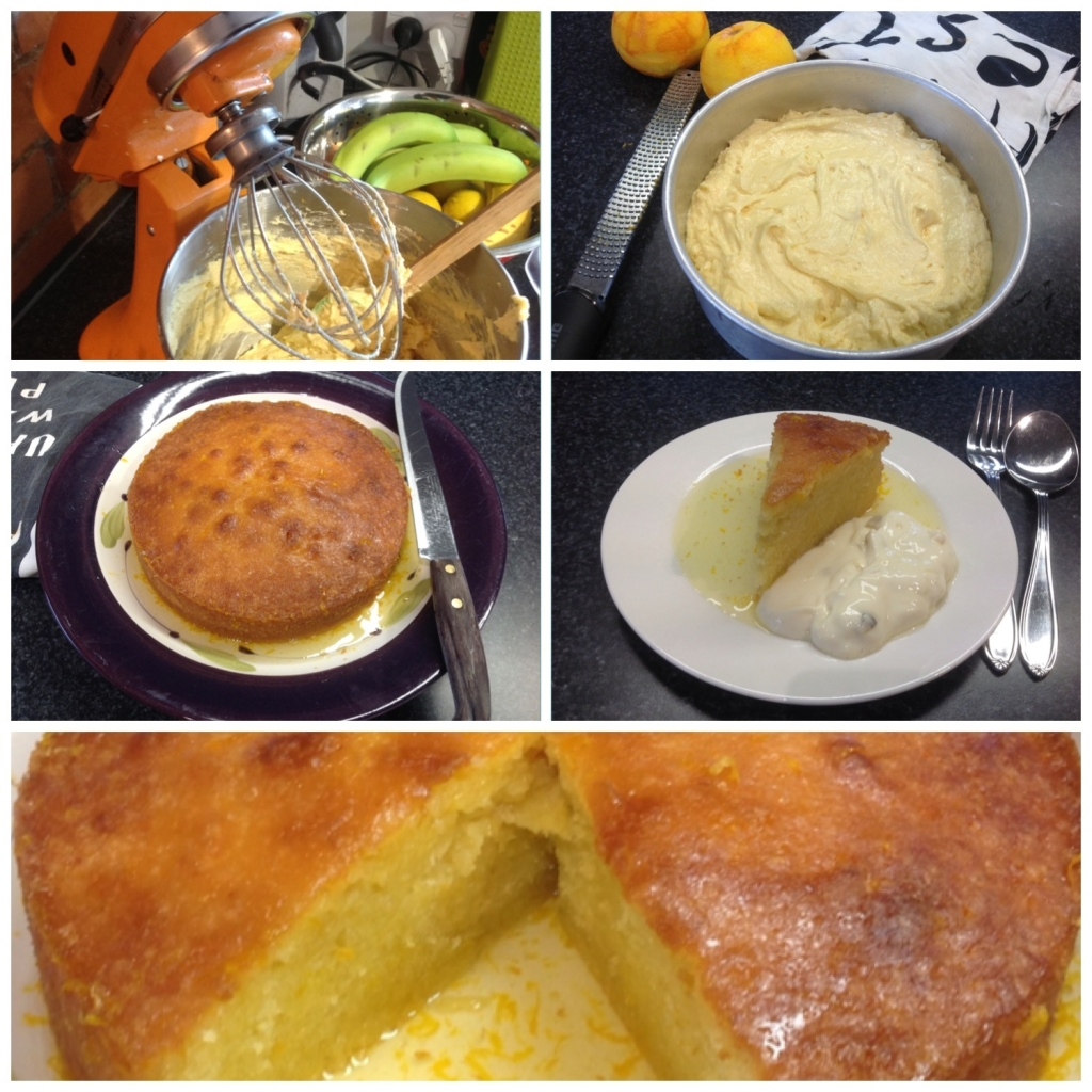 orange syrup pound cake recipe