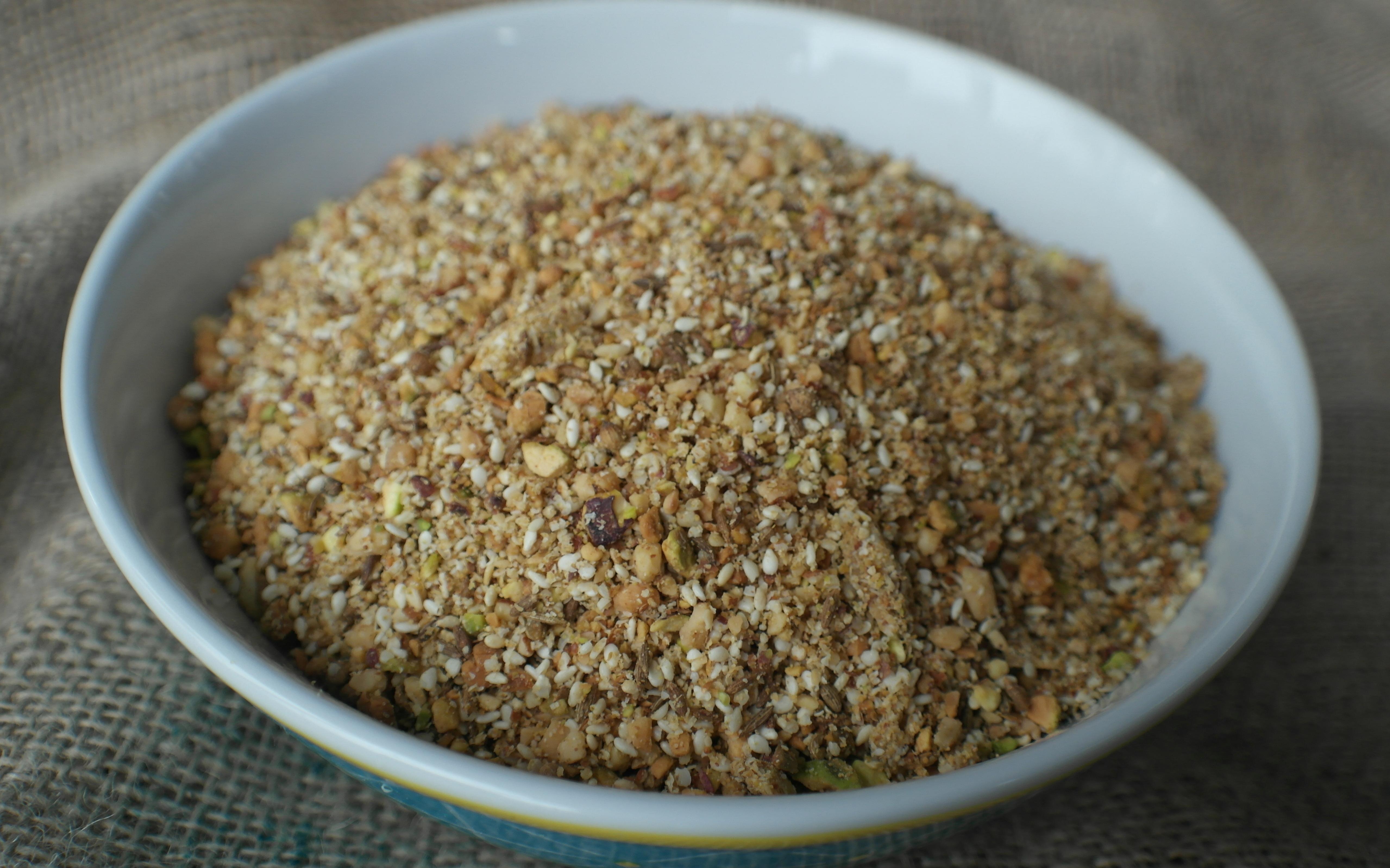 dukkah recipe