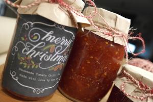 tomato chilli jam recipe