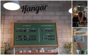 The Hangar wellington review