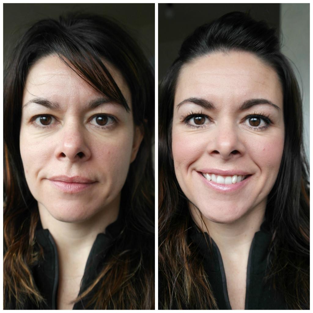5 min makeup