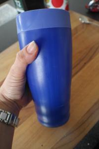 Tupperware Insulated Reheatable Coffee Mug