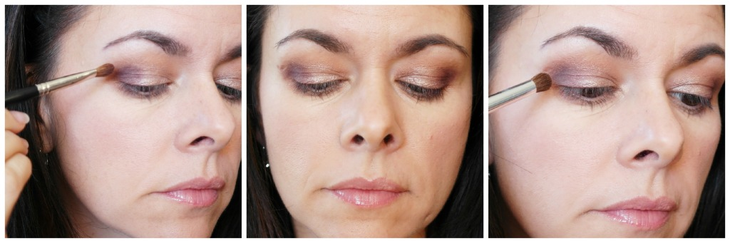 Step 3: Apply Sketch to outer corner of eyelid