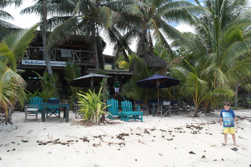 The Waterline Rarotonga