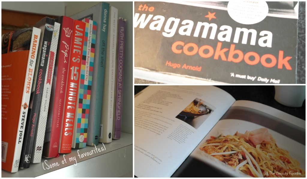 Wagamama Cookbook review