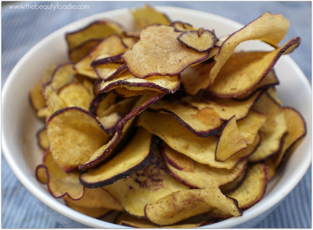 The original kumara chip