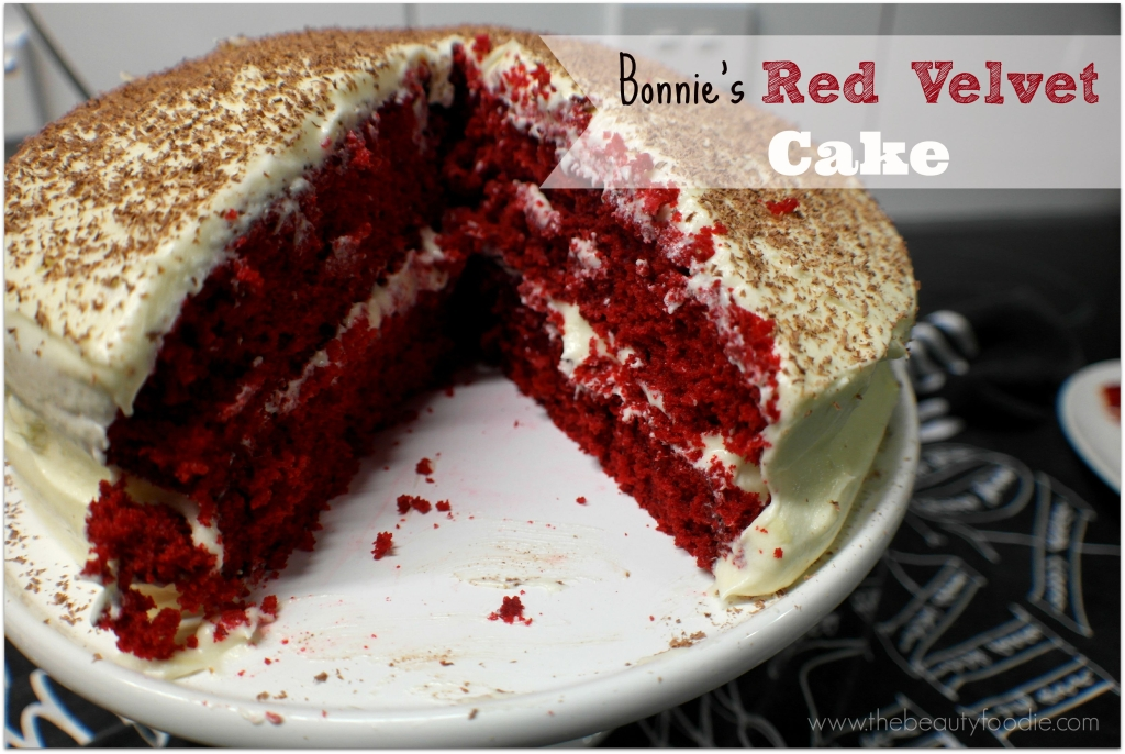 bonnies red velvet cake