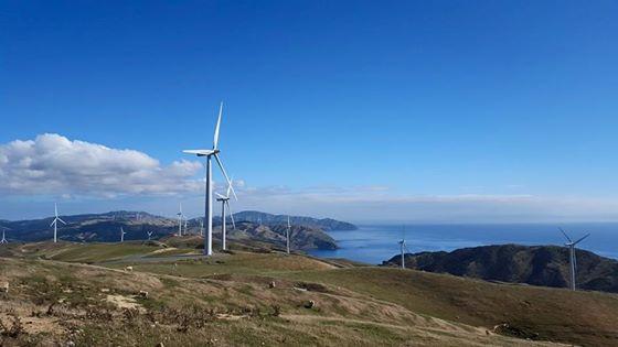Ohariu Windfarm