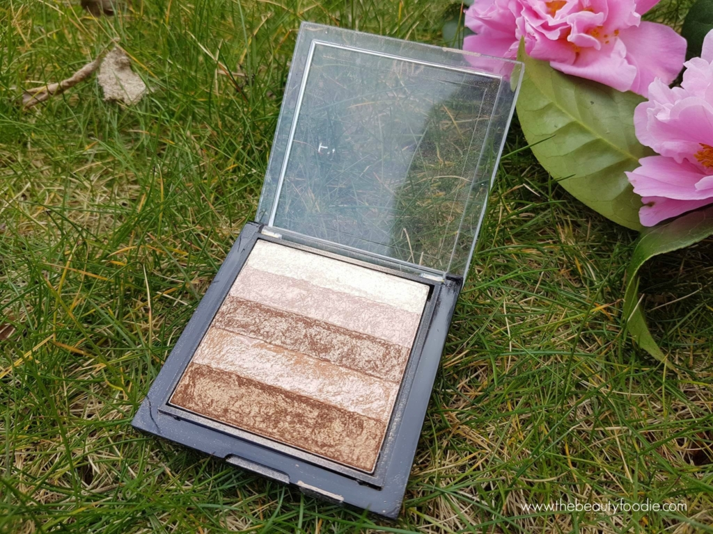 Radiant Vivid Shimmer Brick - Makeup Revolution