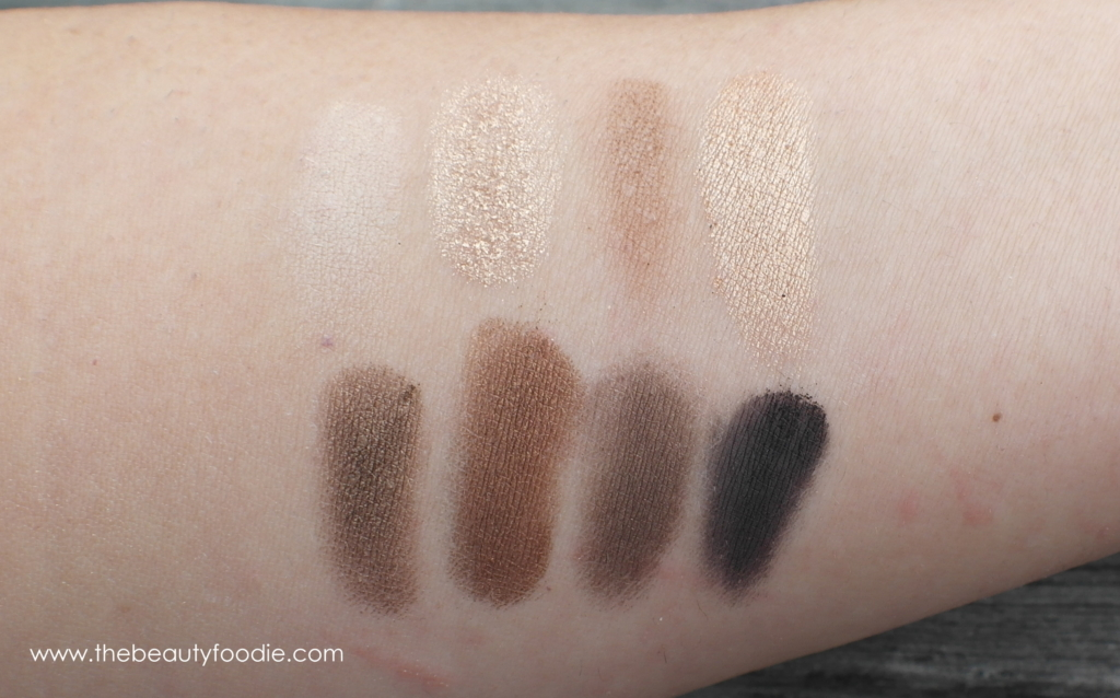 Max Factor Masterpiece Nude Palette Review