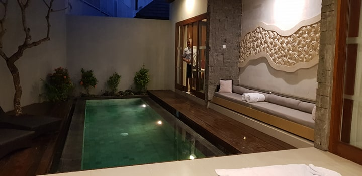 Bali where to stay