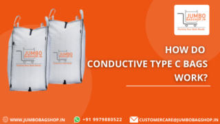 How do conductive bags work
