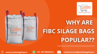 Why Are FIBC Silage Bags Popular