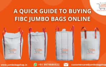 A Quick Guide to Buying FIBC Jumbo Bags Online