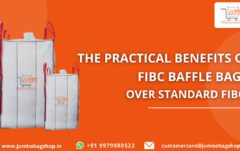The Practical Benefits of FIBC Baffle Bags Over Standard FIBCs