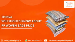 Things You Should Know About PP Woven Bags Price   Jumbobagshop