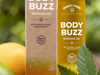 Sweet Pink - Wild Orange Body Buzz