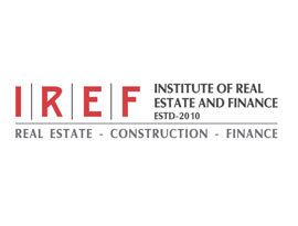 IREF institute of real estate and finance logo