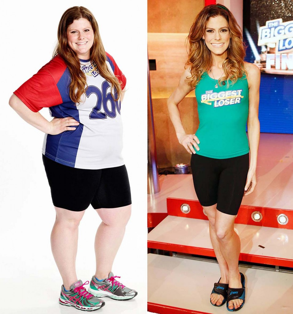 Rachel Frederickson Biggest Loser USA Winner 2014