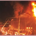 Worcester Cold Storage Warehouse Fire 1999