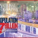 The Mega Cities and Seven Billion Inhabitants